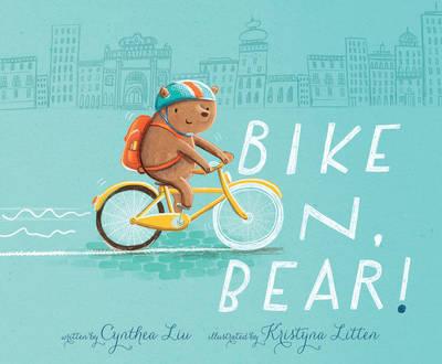 Bike On, Bear! (Hardback)