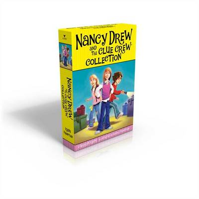 The Nancy Drew and the Clue Crew Collection: Sleepover Sleuths; Scream for Ice Cream; Pony Problems; The Cinderella Ballet Mystery; Case of the Sneaky Snowman - Nancy Drew and the Clue Crew (Paperback)