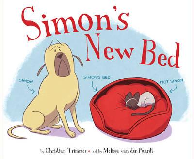 Simon's New Bed (Hardback)