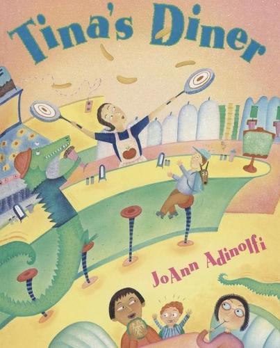 Tina's Diner (Paperback)