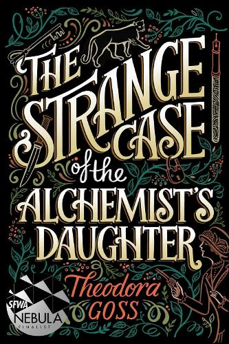 The Strange Case of the Alchemist's Daughter - The Extraordinary Adventures of the Athena Club 1 (Paperback)