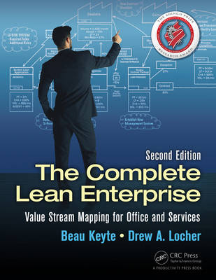 The Complete Lean Enterprise: Value Stream Mapping for Office and Services, Second Edition (Paperback)