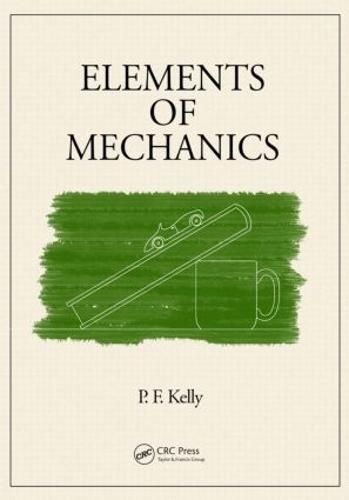Elements of Mechanics (Hardback)