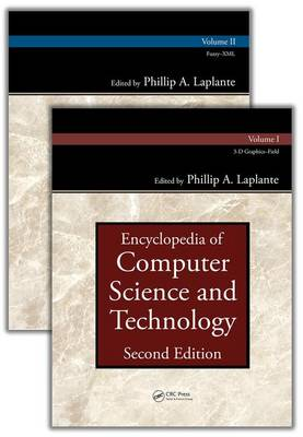Encyclopedia of Computer Science and Technology, Second Edition (Set) (Hardback)