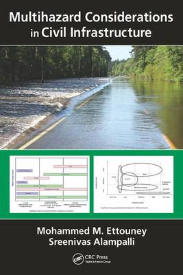 Multihazard Considerations in Civil Infrastructure - Civil Infrastructure Health and Sustainability (Hardback)
