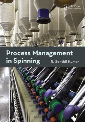 Process Management in Spinning (Hardback)