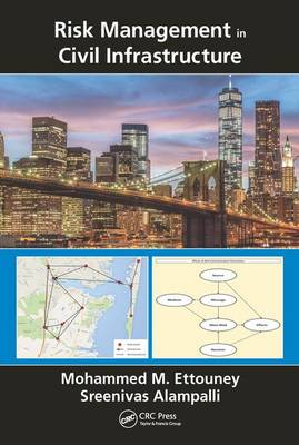 Risk Management in Civil Infrastructure - Civil Infrastructure Health and Sustainability (Hardback)