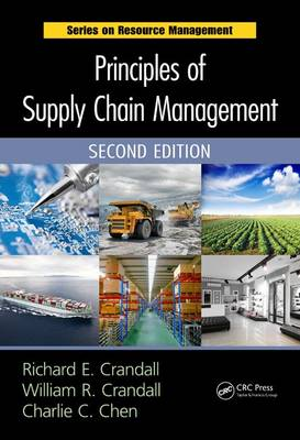 Principles of Supply Chain Management, Second Edition - Resource Management (Hardback)