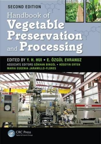 Handbook of Vegetable Preservation and Processing - Food Science and Technology (Hardback)