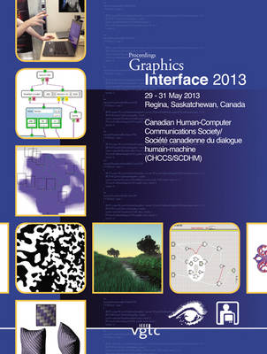 Graphics Interface 2013 (Paperback)