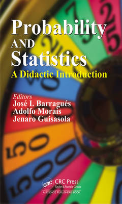 Probability and Statistics: A Didactic Introduction (Hardback)