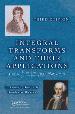 Integral Transforms and Their Applications (Hardback)