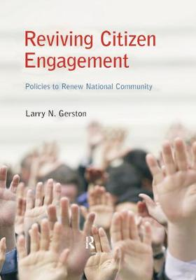 Reviving Citizen Engagement: Policies to Renew National Community (Hardback)