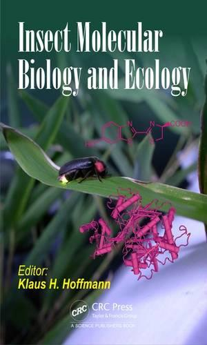 Insect Molecular Biology and Ecology (Hardback)