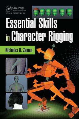 Essential Skills in Character Rigging (Paperback)