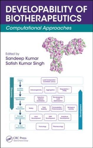 Developability of Biotherapeutics: Computational Approaches (Hardback)
