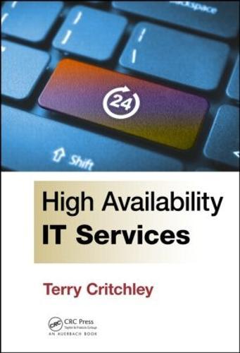 High Availability IT Services (Hardback)