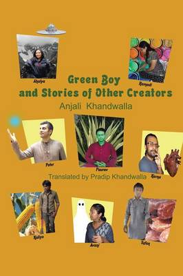 Green Boy and Stories of Other Creators (Paperback)