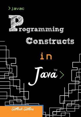 Programming Constructs in JAVA (Hardback)