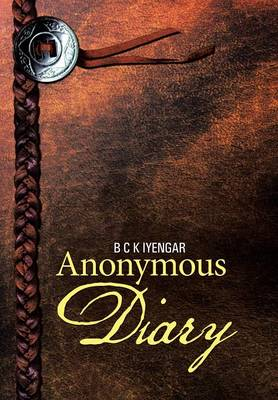 Anonymous Diary (Hardback)
