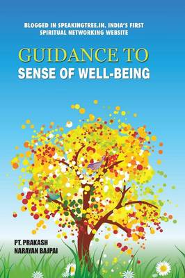 Guidance to Sense of Well-Being (Paperback)
