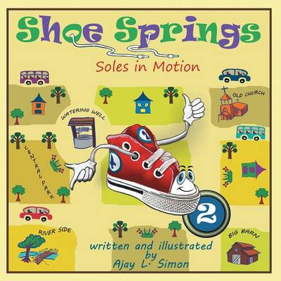 Shoe Springs: Soles in Motion (Paperback)