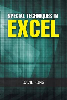 Special Techniques in Excel (Paperback)
