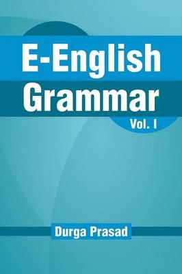 E- English Grammar (Paperback)