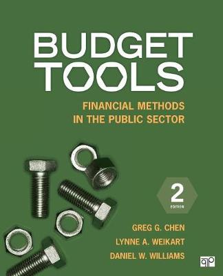 Budget Tools: Financial Methods in the Public Sector (Paperback)