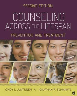 Counseling Across the Lifespan: Prevention and Treatment (Paperback)