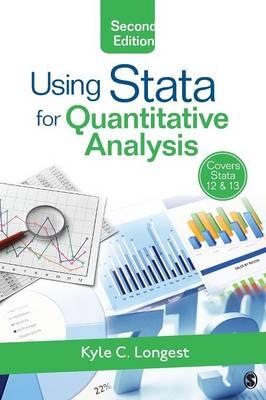 Using Stata for Quantitative Analysis (Paperback)