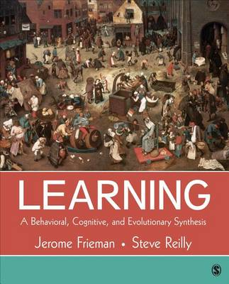 Learning: A Behavioral, Cognitive, and Evolutionary Synthesis (Paperback)