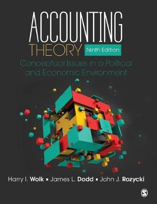 Accounting Theory: Conceptual Issues in a Political and Economic Environment (Hardback)