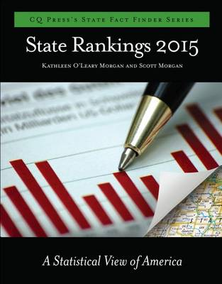 State Rankings 2015: A Statistical View of America (Paperback)