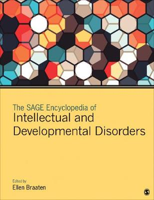 The SAGE Encyclopedia of Intellectual and Developmental Disorders (Hardback)