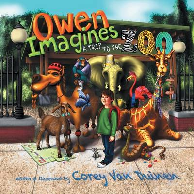 Owen Imagines a Trip to the Zoo (Paperback)