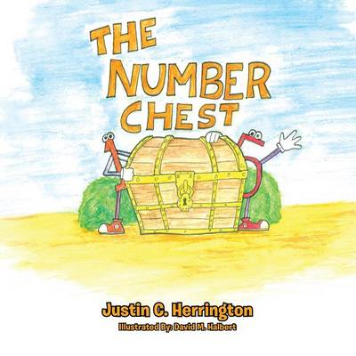 The Number Chest (Paperback)