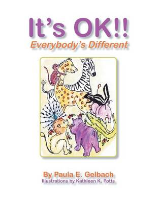 It's Ok !! Everybody's Different (Paperback)