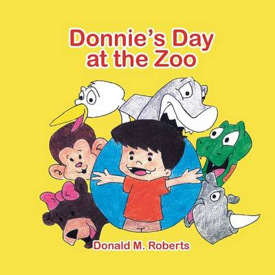 Donnie's Day at the Zoo (Paperback)