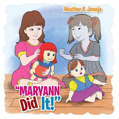 ''Maryann Did It!'' (Paperback)