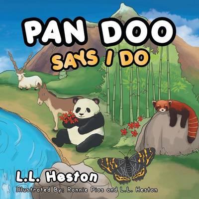 Pan Doo Says I Do (Paperback)