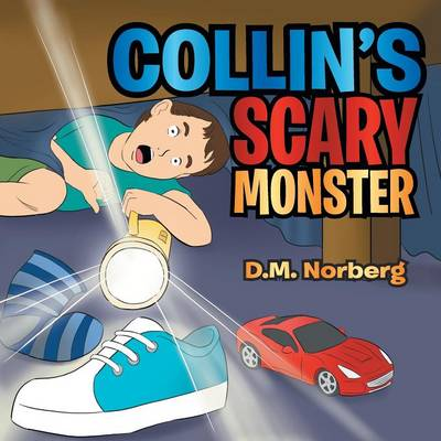 Collin's Scary Monster (Paperback)