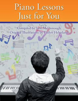 Piano Lessons Just for You (Paperback)