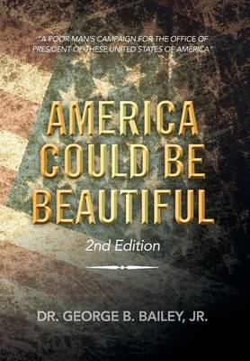 America Could Be Beautiful: A Poor Man's Campaign for the Office of President of These United States of America (Hardback)