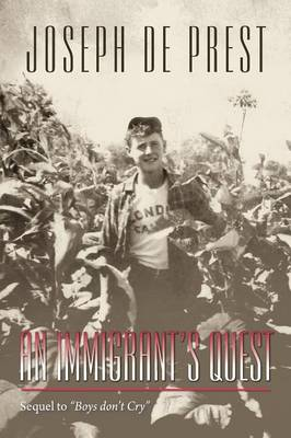 An Immigrant's Quest (Paperback)