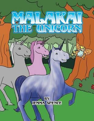 Malakai the Unicorn (Paperback)