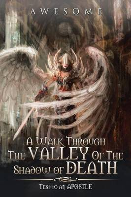 A Walk Through The Valley Of The Shadow of Death: Test to an APOSTLE (Paperback)