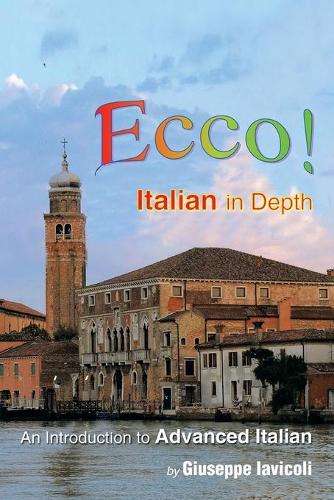 Ecco!: An Introduction to Advanced Italian (Paperback)