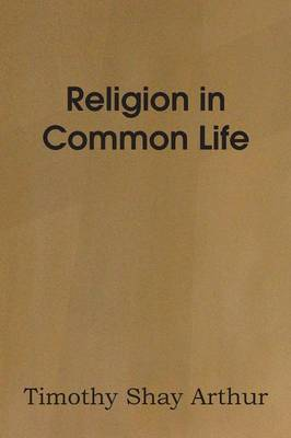 Religion in Common Life (Paperback)