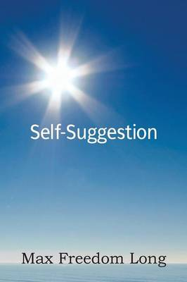 Self-Suggestion (Paperback)